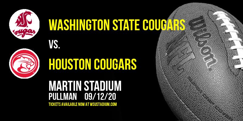Washington State Cougars vs. Houston Cougars at Martin Stadium