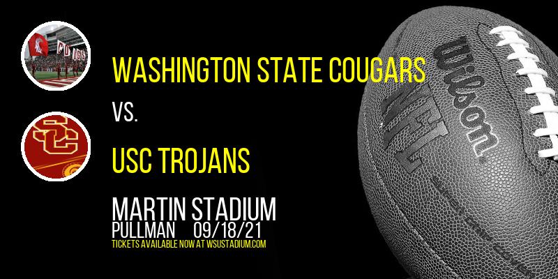 Washington State Cougars vs. USC Trojans at Martin Stadium