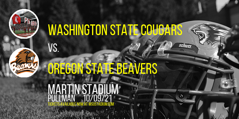 Washington State Cougars vs. Oregon State Beavers at Martin Stadium